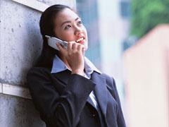 ビジネス英会話と電話対応の画像